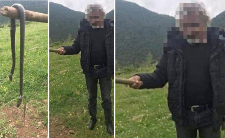 Öldürdü, sosyal medyada fotoğrafını paylaştı! O görüntü cezasız kalmadı