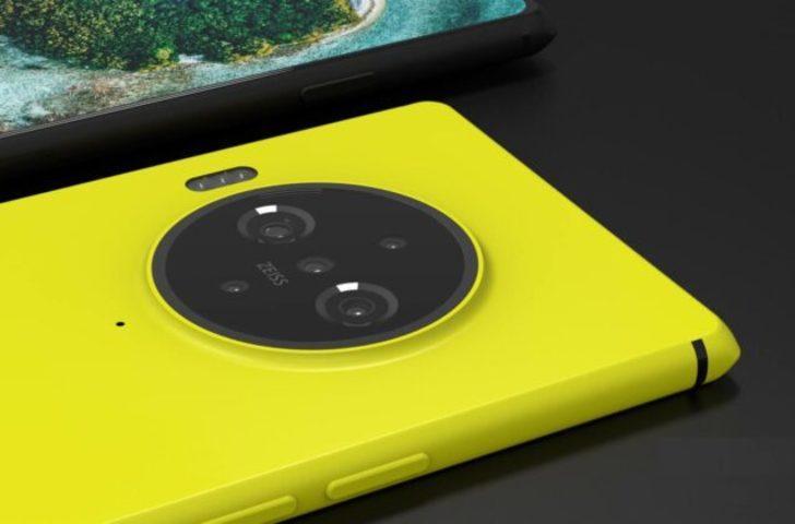 Nokia 9.3 Lumia telefonlardan mı esinlendi?