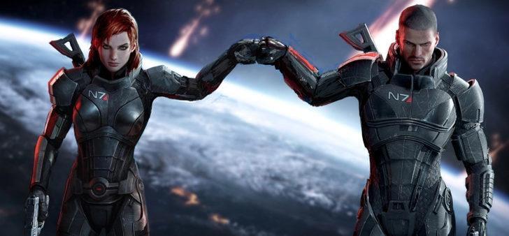 Mass Effect Trilogy Remaster geliştiriliyor