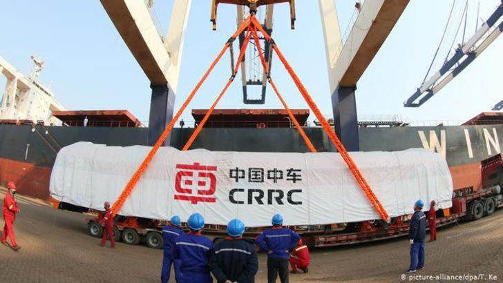 Çin'de ihracat korona krizine rağmen arttı