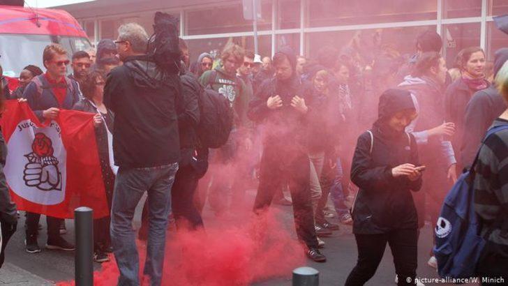 Almanya'da gazetecilere yönelik saldırılar artıyor