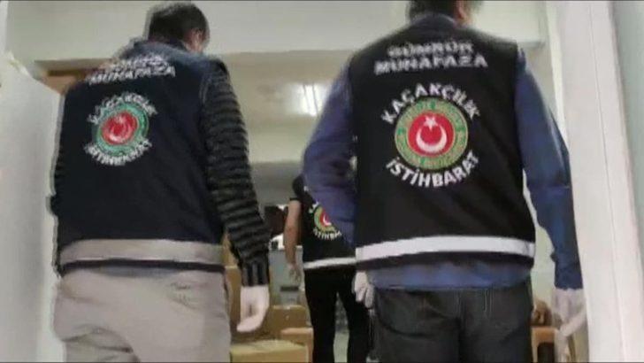 İstanbul'da peş peşe operasyon! 554 bin 170 adet tıbbi maske ele geçirildi