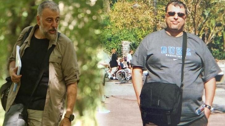 60 kilo veren Hamdi Alkan'ın değişimi!