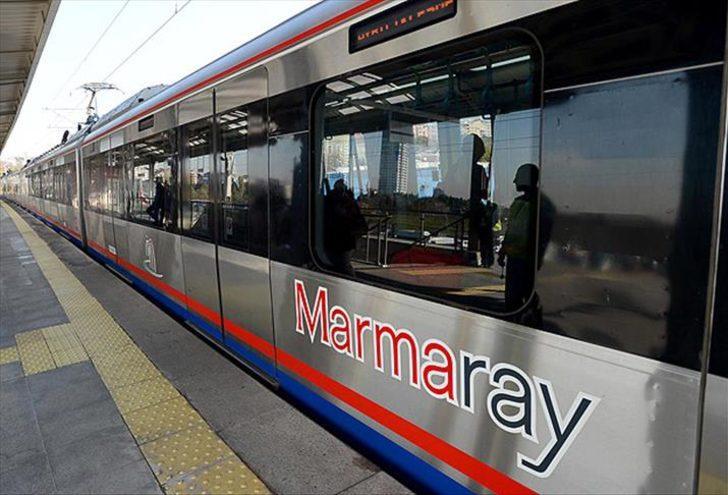 Son dakika: Marmaray'da yarın bir ilk yaşanacak