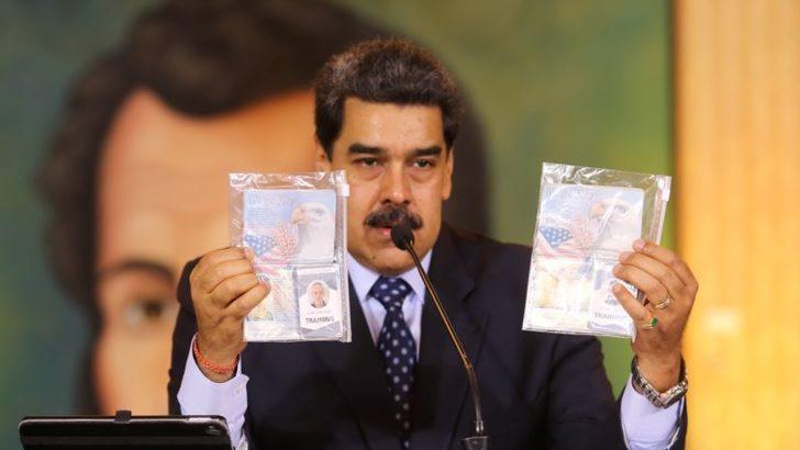 Venezuela Darbe Girişimine Katılan ABD'linin İadesini Talep Ediyor
