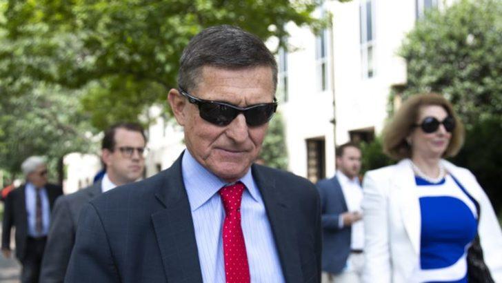 Adalet Bakanlığı Flynn Hakkındaki Davanın Düşürülmesi İçin Harekete Geçti