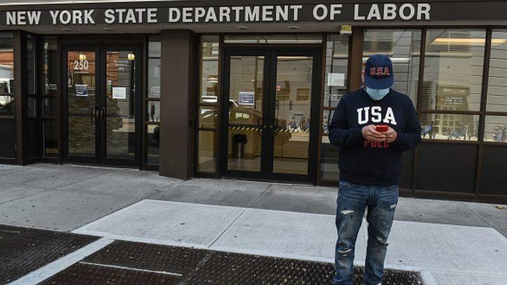 Koronavirüs salgını sebebiyle ABD'de 33 milyondan fazla kişi işsiz kaldı