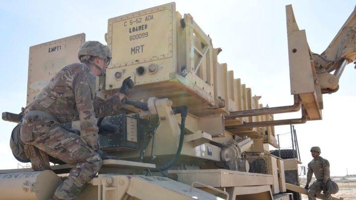 ABD Suudi Arabistan'daki İki Patriot Bataryasını Geri Çekiyor