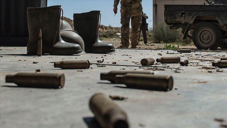 Hafter'e bağlı milisler Libya ordusuna teslim oldu