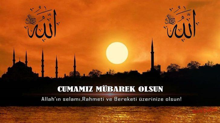Resimli Cuma mesajları: Mübarek Ramazan ayında Mübarek Cuma günü için en güzel mesajlar!