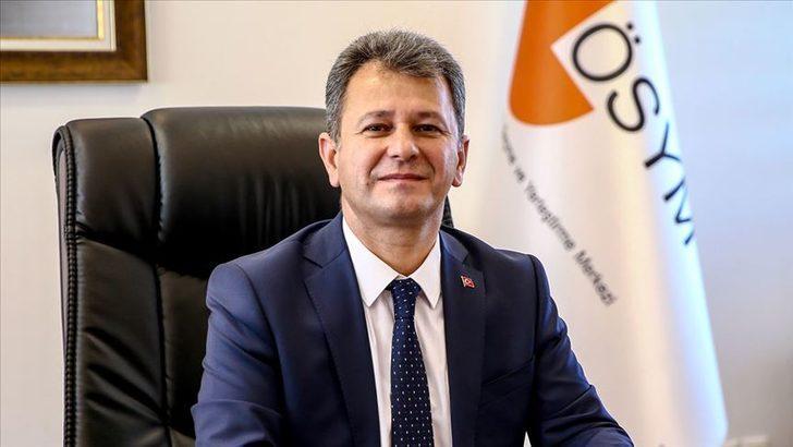 ÖSYM Başkanı Halis Aygün'den YKS açıklaması: Hazırlıklarımızı tamamladık