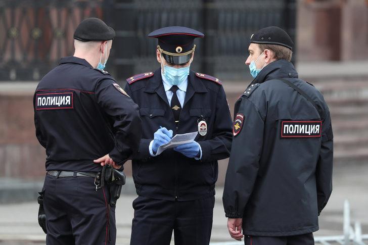 Rusya'da Kovid-19 vaka sayısı 188 bine yaklaştı