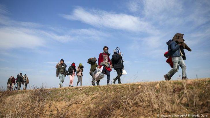 Rapor: Frontex Türkiye'den yeni sığınmacı akını bekliyor