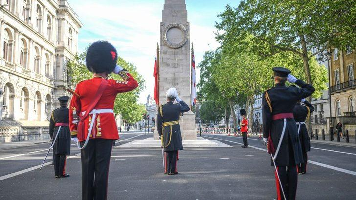 Zafer Günü: Avrupa 2'nci Dünya Savaşı'nın kıtada sona erişini sanal etkinliklerle kutluyor