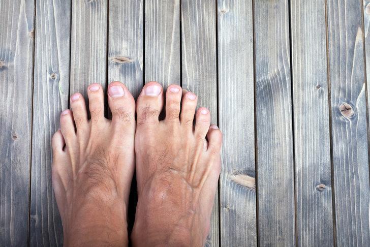 Erkekler neden ayak bakımı konusunda bu kadar kötü?