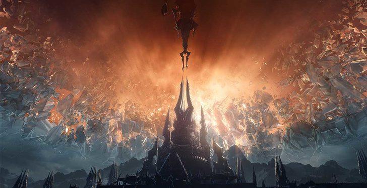 World of Warcraft: Shadowlands – Alpha incelemesi