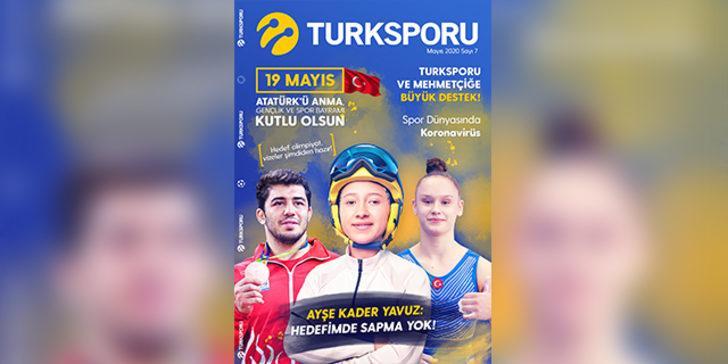 TURKSPORU dergisinin yedinci sayısı Dergilik'te