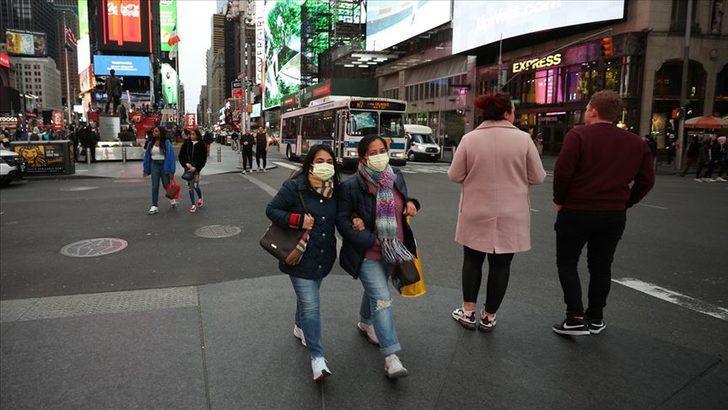 ABD ve İngiltere'de koronavirüs bilançosu ağırlaşıyor