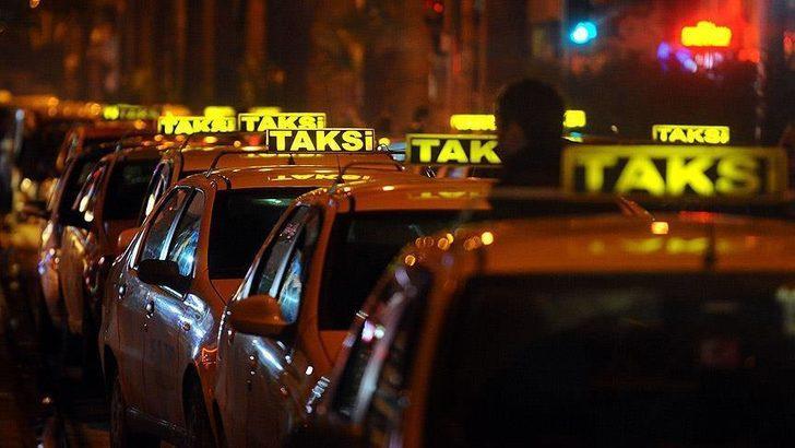 Son dakika: İçişleri Bakanlığı'ndan ticari taksilere ilişkin genelge