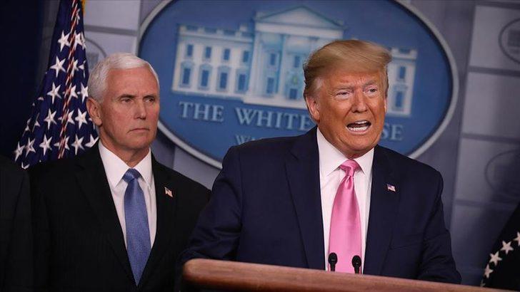 Virüs Beyaz Saray'da! Karantina iddiaları sonrası flaş açıklama