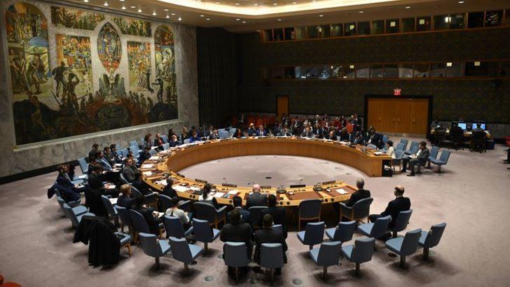 ABD BM Güvenlik Konseyi'nde Corona Tasarısını Engelledi