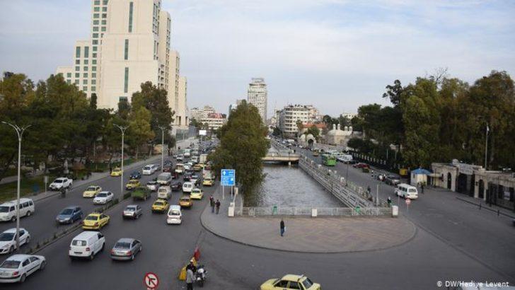 Şam'daki Libya elçiliği ve bölünme senaryoları