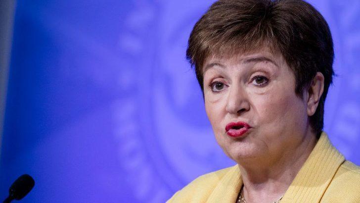 IMF Başkanı'ndan küresel ekonomi uyarısı: Tahminlerimiz daha da kötüleşebilir