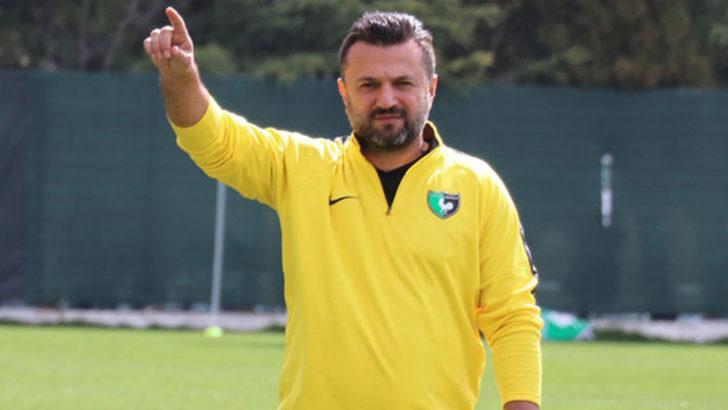 Denizlispor'dan Bülent Uygun'a 2 yıllık sözleşme