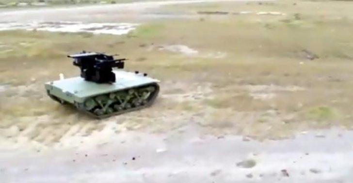 Savunma Sanayii Başkanı İsmail Demir duyurdu! Mehmetçiğe robot yardımcılar geliyor