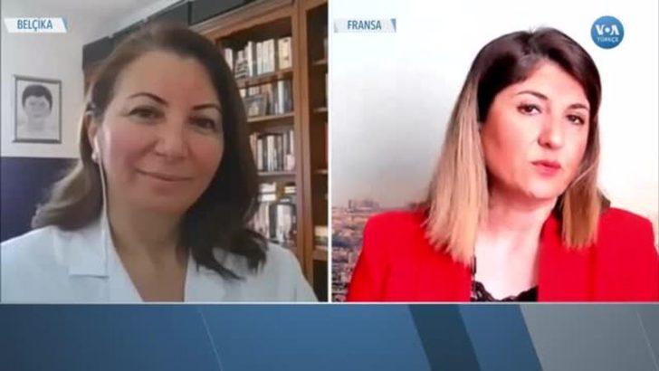 """Belçikalı Türk Doktor Selma Türköz: """"Artık Sokağa Çıkmalıyız"""""""