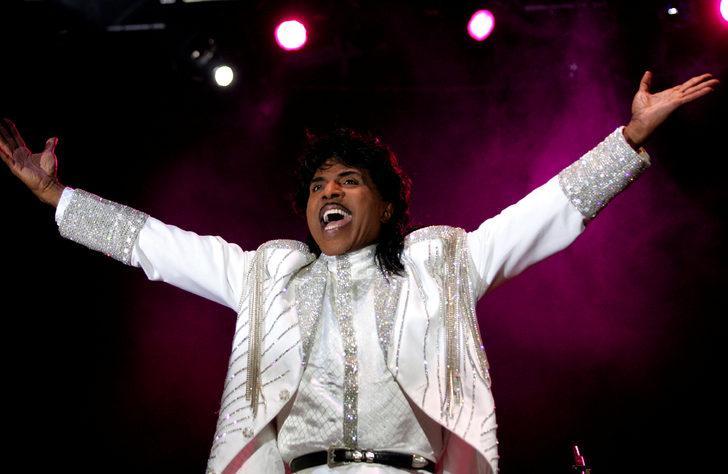 ABD'li müzisyen 'Little Richard' 87 yaşında hayatını kaybetti