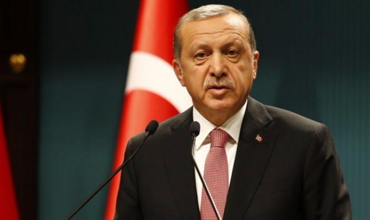 Cumhurbaşkanı Erdoğan'dan Danıştay Başkanlığına seçilen Yiğit'e tebrik mesajı