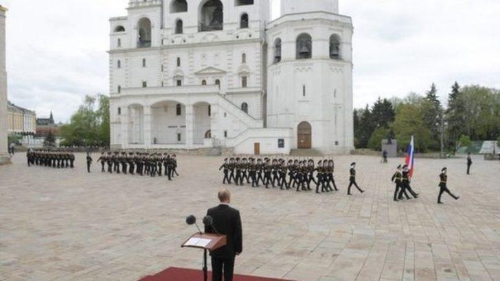 9 Mayıs: Rusya II. Dünya Savaşı Zafer Günü'nün 75. yılını koronavirüs yüzünden sessiz kutluyor