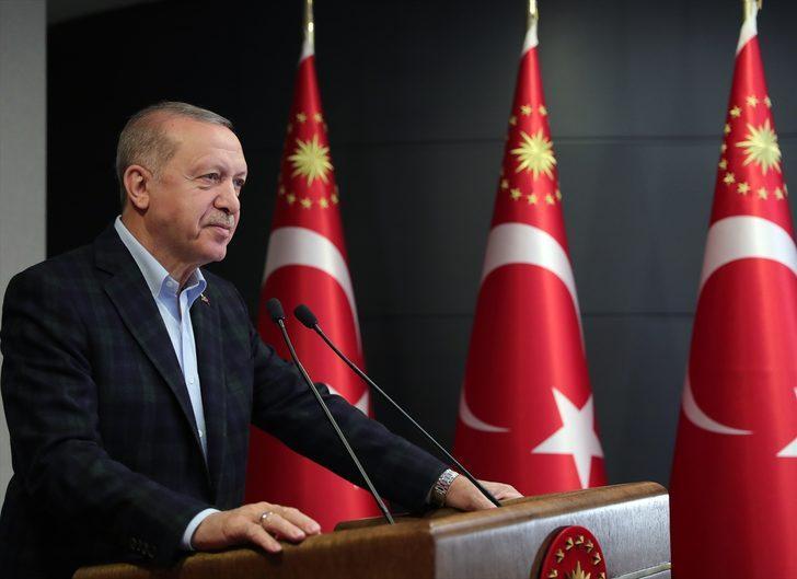 Erdoğan'dan koronavirüsle mücadelede önemli açıklama