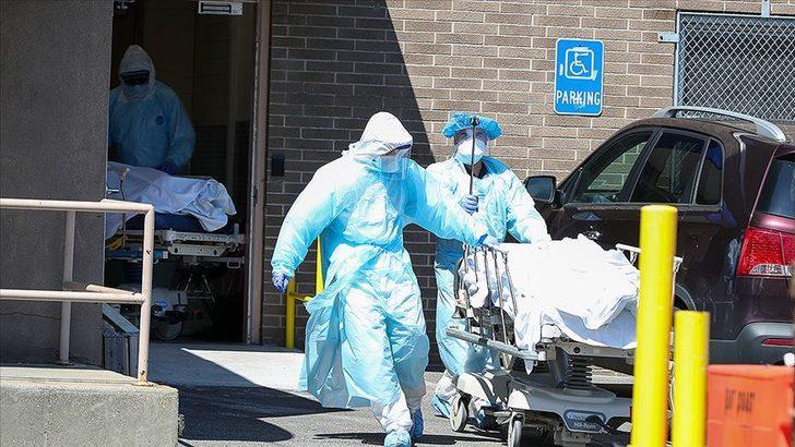 ABD'de son 24 saatte koronavirüsten 537 kişi hayatını kaybetti
