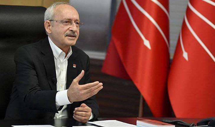 CHP Genel Başkanı Kemal Kılıçdaroğlu, şehit annesi ile görüştü