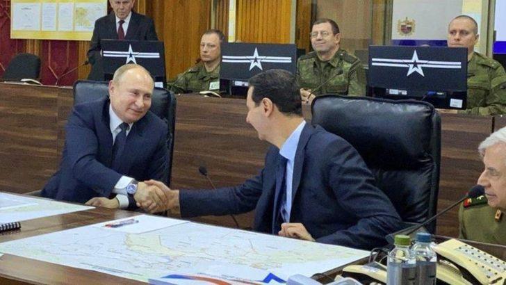 Af Örgütünden Suriye ve Rusya'ya Yönelik Savaş Suçu Açıklaması