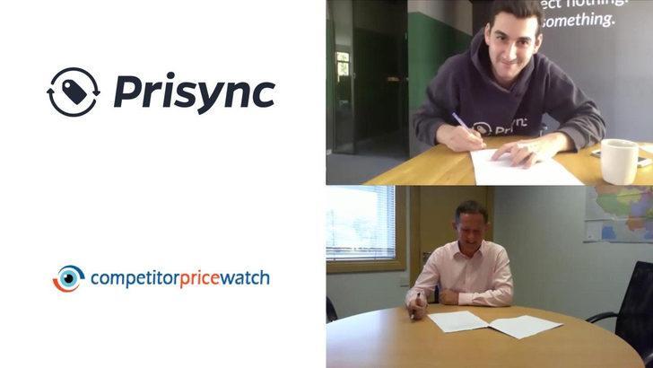 Prisync, İngiltere merkezli rakibi Competitor Price Watch'ı satın aldı