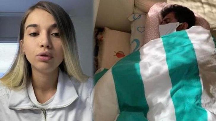 Kızının yardım çağrısı sonrası uçakla İsveç'ten getirilen koronavirüs hastası Gülüşken'le ilgili yeni gelişme