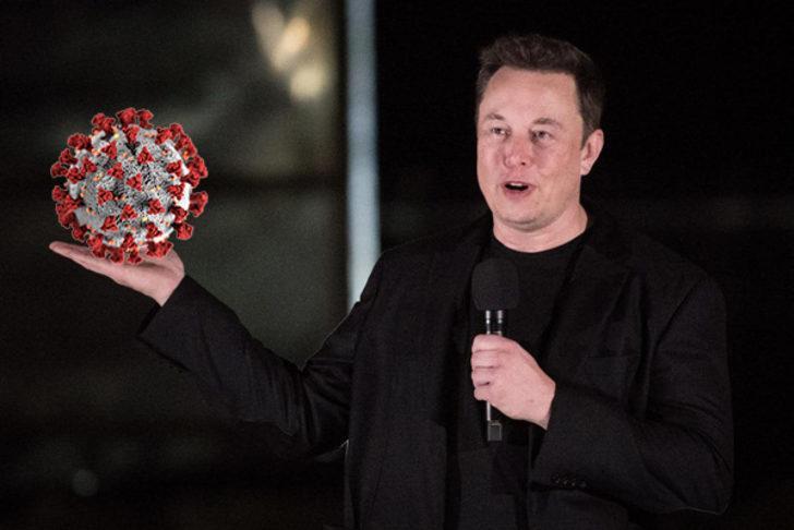 Elon Musk dediğini yaptı: Tesla fabrikası koronavirüse rağmen açıldı!