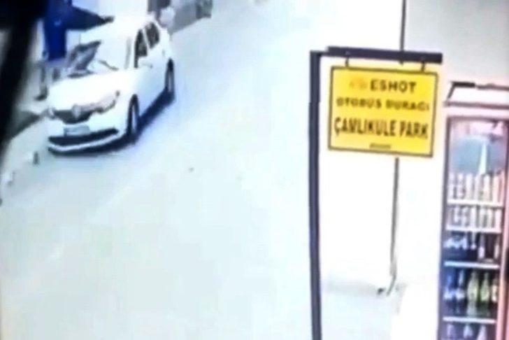 Otomobilin çarpıp kaçtığı polis ağır yaralandı