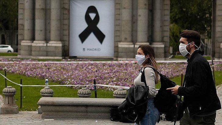 İspanya'da koronavirüs nedeniyle ölenlerin sayısı 26 bin 920'ye çıktı