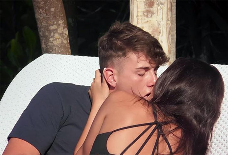 Too Hot To Handle'dan Francesca, Harry ile gerçekten nişanlandı mı?