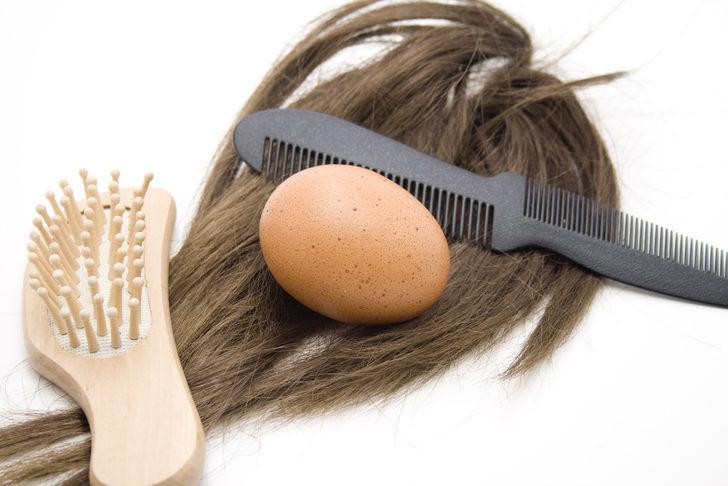Saç bakımı için para saçmayın! İşte doğal tarifler... Bal, yumurta...