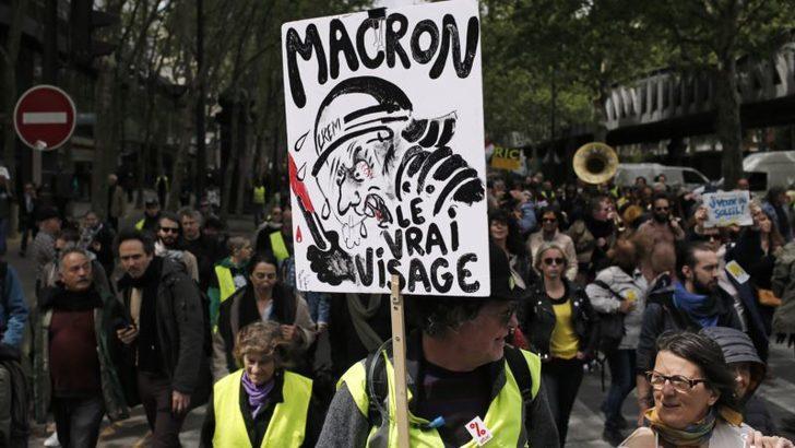 Fransa'da ''Toplumsal Huzursuzluk'' Endişesi