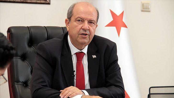 KKTC Başbakanı Tatar'dan DSÖ'ye mektup