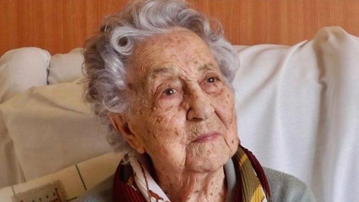 Koronavirüs: 'İspanya'nın en yaşlı kadını' 113 yaşında virüsü yendi