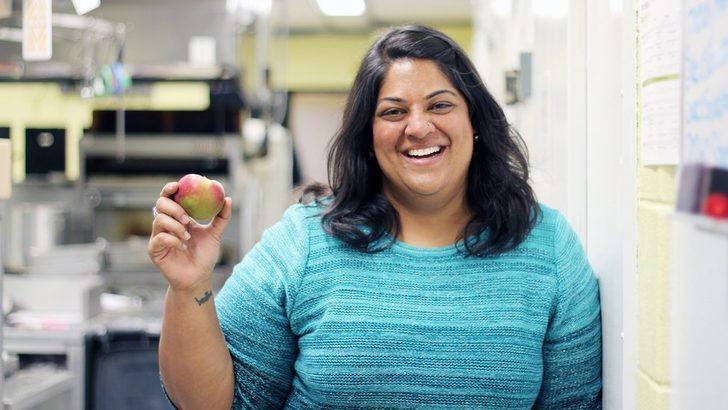 Koku duyusunu kaybeden şef: Joshna Maharaj
