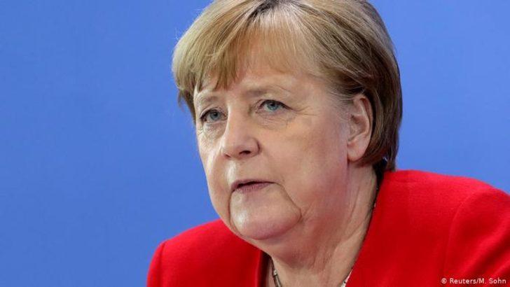 Merkel'den uyarı: Koronavirüs tehlikesi henüz geçmedi