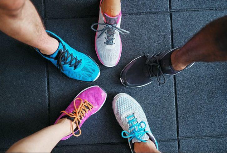 En çok satın alınan 7 spor ayakkabı